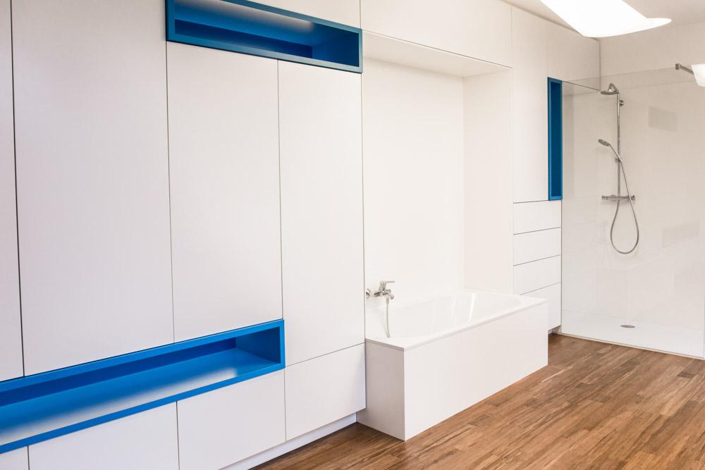 Dressing salle de bain salle de bain dans chambre coucher - Chambre avec sdb et dressing ...